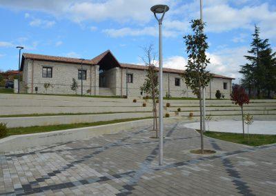 Cultural Center Livadhja 2
